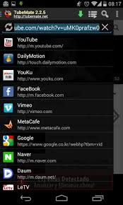 tubemate android tubemate downloader descarga apk gratis herramientas