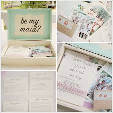 bridesmaids invitation boxes 11 wedding stationary items fantastical wedding stylings