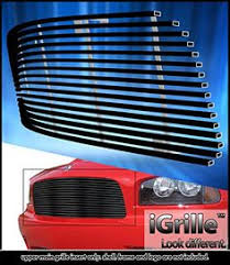 Rugged Ridge Billet Grille Inserts In Black Black Stainless Steel Egrille Billet Grille Grill For 04 05 Ford