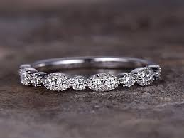 deco wedding band deco wedding ring 925 sterling silver stacking