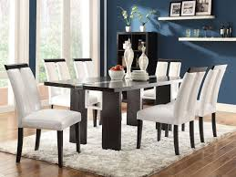 dining room sets leather chairs room sets orange leather chairs solid wood room table small