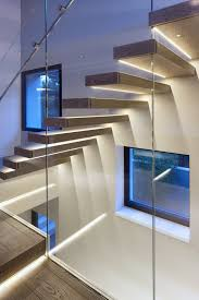 images of floating glass staircase with sc