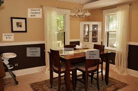 Dining Room Makeover Pictures  Dining Room Decor Ideas And - Dining room makeover
