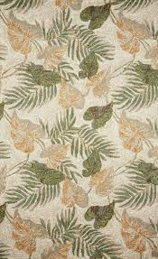 49 best indich collection images on pinterest paradise tropical trans ocean by liora manne tropical leaf neutral rug