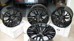 corvette c6 wheels for sale for sale set of 4 c7 z06 oem wheels corvetteforum chevrolet