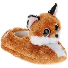 ty u0027s beanie boo slippers walmart