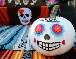 dia de los muertos decorations day of the dead trunk or treat ideas child at heart