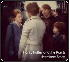 harry potter ron hermione story ch 3