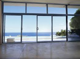 Exterior Glass Doors Automatic Sliding Glass Doors Frameless Benefit Use Automatic