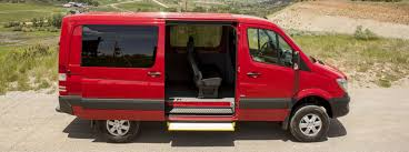 Sprinter Bench Seat To Remove Rear Seat In Mercedes Benz Sprinter Crew Van