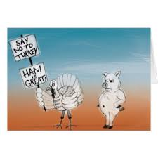 pig thanksgiving cards invitations greeting photo cards zazzle