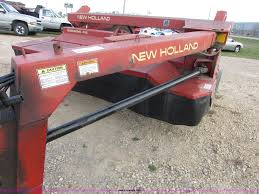 new holland 415 discbine mower item i6731 sold december