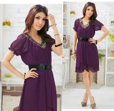 dresses of party picture more detailed picture about purple l