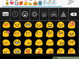 android smileys the best way to get emoji on android wikihow