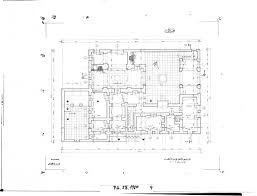 casaroni house working drawing ground floor plan 1 archnet