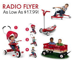 Radio Flyer Ready Ride Scooter Lowest Prices On Radio Flyer Trike Scooter U0026 Wagon