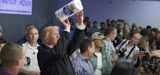 Instant Meme - trump s paper towel toss in puerto rico becomes an instant meme