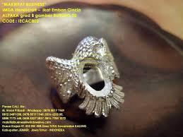ring cincin alpaka ikat emban cincin alpaka grad b gambar burung 02