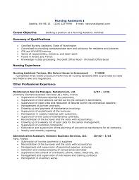 Soft Skills Resume Example by 10 Cna Resume Sample No Experience Job Duties Cna Resume Skills