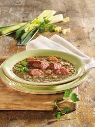 recette cuisine plus soupe de lentilles