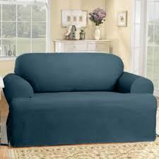 Cotton Duck Sofa Slipcover Fit Cotton Duck T Cushion Sofa Slipcover