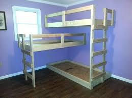 Three Tier Bunk Bed Three Tier Bunk Bed Bunk Bed Four Tier Bunk Beds