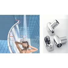 Curved Shower Curtain Bar - stainless steel curved shower curtain rods bradfords of tampa