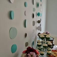 baby shower handmade decorations decorating of
