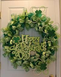 Halloween Tulle Wreath by Diy Mesh St Patrick U0027s Day Wreath The Wreath Depot