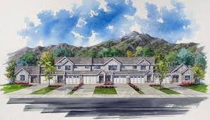Draper Utah Map by The Cove U2013 Town Homes Tridestin Group Utah Real Estate