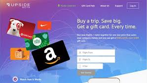 travel gift card is a new business travel booking service that gives discounts and