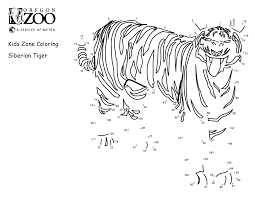 brilliant siberian tiger coloring tiger coloring pages