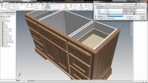 3d kitchen cabinet design software erp enabled woodworking cabinetmaking with autodesk inventor and