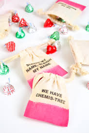 diy punny holiday treat bags club crafted