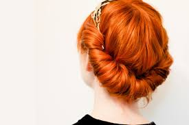 tutorial rambut cantik dengan tutorial rambut party updo hanya 5 menit