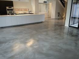 floor and decor ta a beautifully burnished concrete floor gives you a solid