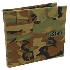 army photo album uniformed scrapbooks of america 12 x 12 postbound album