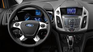 Ford Sync Map Update 2017 Ford Transit Connect Passenger Van U0026 Wagon Maximize Your