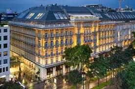 vienna 5 star hotels