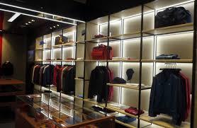 ferrari clothing men ferrari store prima collection corner in milan via berchet flagship