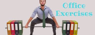 Desk Exercises At Work Office Exercises If You Are Into A Desk Job Hghenergizer