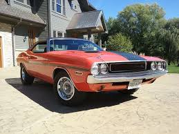 dodge challenger 1970 orange 1970 dodge challenger ebay