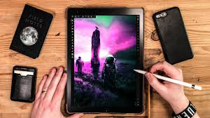 home design software on ipad the designers review of affinity photo on ipad pro 2 youtube