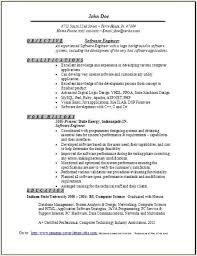 software engineer resume how to write term paper cover psychology as medicine resume
