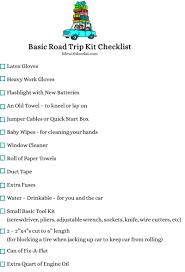 diy car care u0026 basic road trip kit life with lorelai