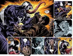 scans daily ultimate spider man venom
