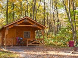 Allegany State Park Cabins With Bathrooms Campgrounds And Camping Reservations Pennsylvania State Parks