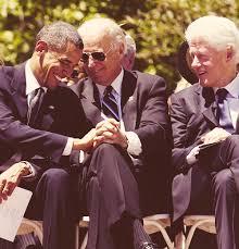 Obama Bill Clinton Meme - great job fellas daenerysknope barack joe bill let s