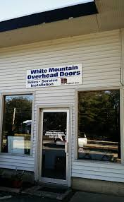 Overhead Door Installation by Bbb Business Profile White Mountain Overhead Doors
