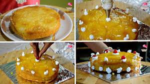 pineapple upside down cake recipe vegetarian cake recipe